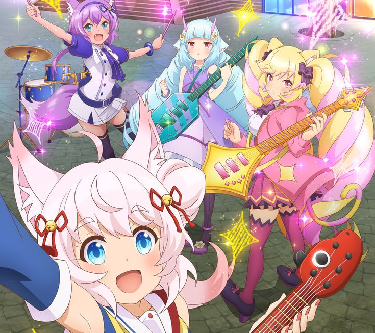 Show By Rock!! Mashumairesh!! Subtitle Indonesia di 2020