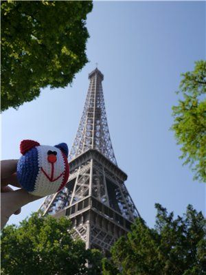 Париж, 2012