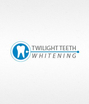 Teeth Whitening Logo design.