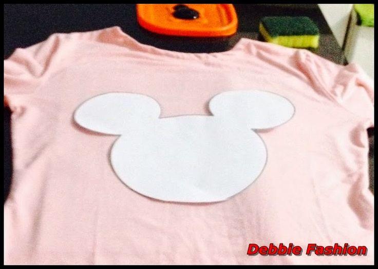 Debbie Fashion: Customização