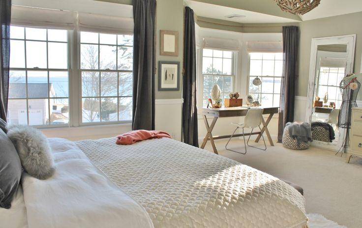 City Farmhouse-Master Bedroom 6