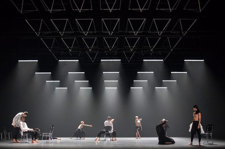 "Aitor Throup designs ""clothes, not costumes"" for Wayne McGregor production"