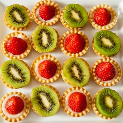 28 best images about canape on pinterest for Canape dessert ideas