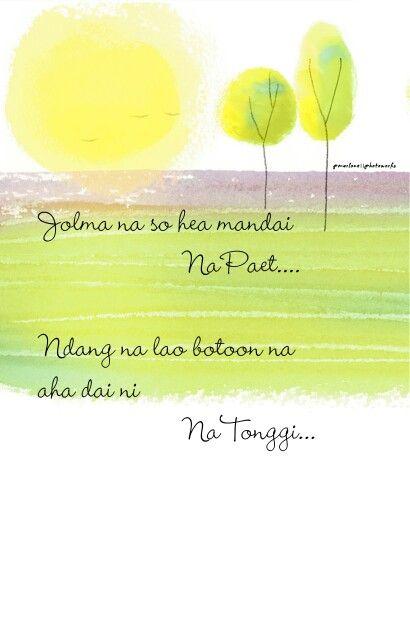 Batak's Quote