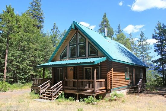 Another beautiful cabin we will be looking at for the for Log cabin portici e ponti