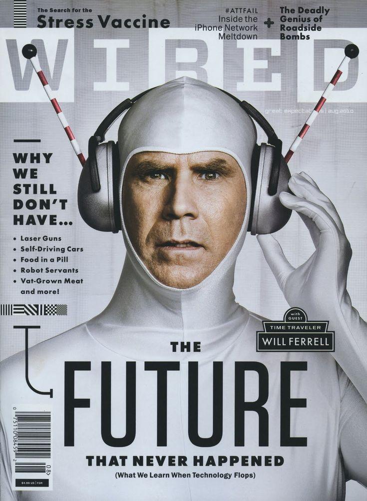 The future that never happened... jajaja!!