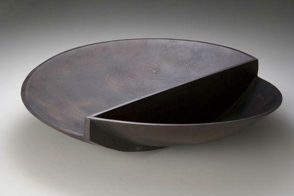 Jacqueline Scholes - Cast Iron Bowl.