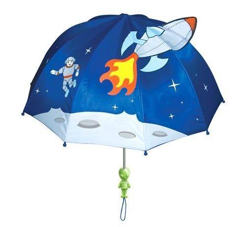 Boys Designer Space Hero Umbrella,Licensed Kidorable Merchandise,Birthday Gifts
