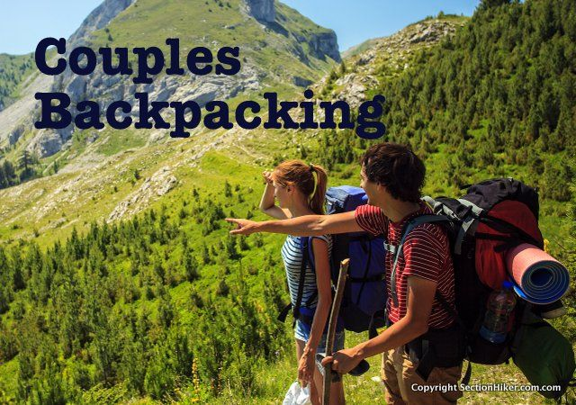 Love on the Trail: Tips and Advice for Couples Backpacking