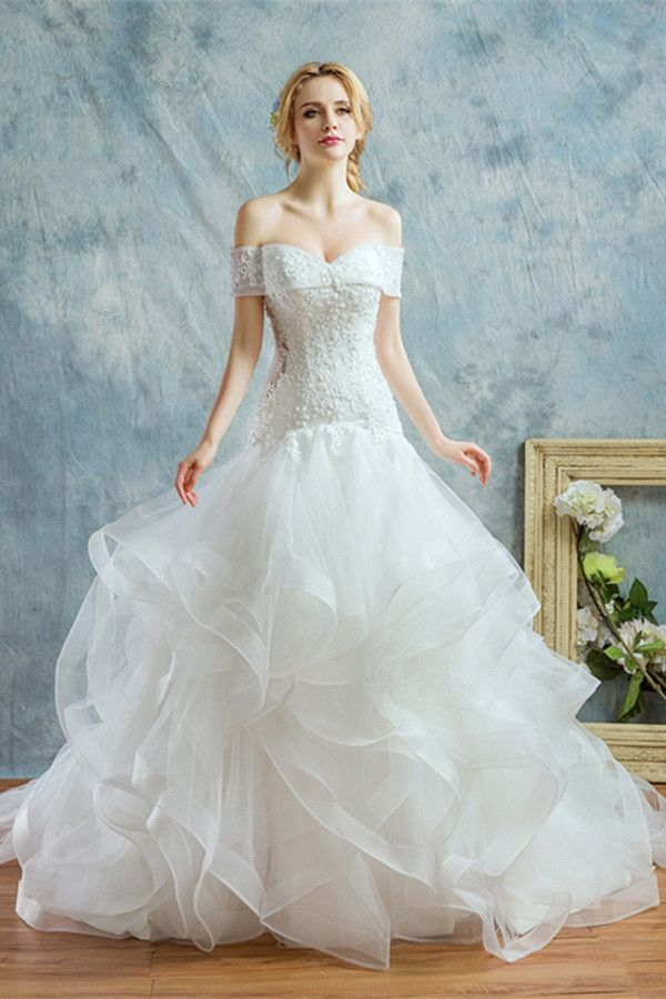 2297 best wedding dresses images on Pinterest