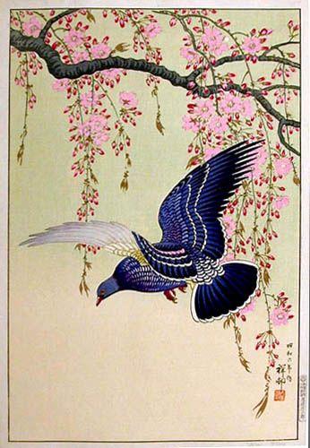 小原 古邨 Ohara Koson (1877-1945)