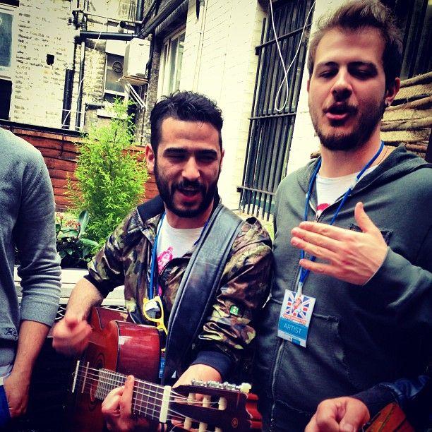 #Eurovision: Greece: Koza Mostra