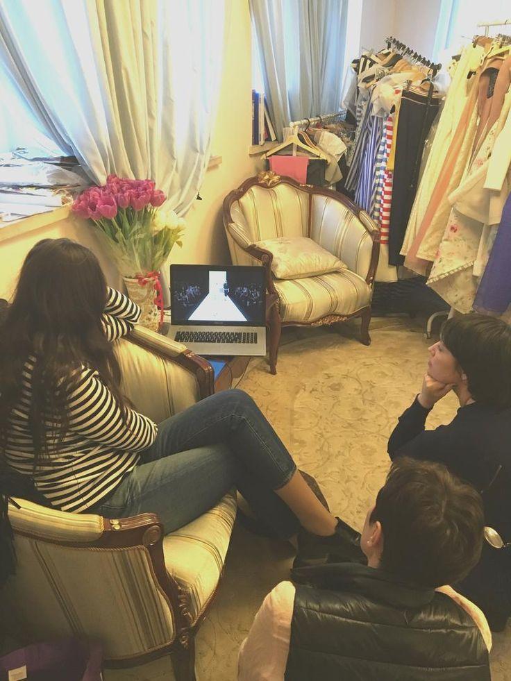 Подведение итогов! Посмотреть показ от начала до конца, наша команда смогла только после публикации видео на сайте MBFW. Издержки работы за кулисами. Нам понравилось, а ВАМ? #fashion #style #stylish #love #me #cute #photooftheday #nails #hair #beauty #beautiful #instagood #pretty #swag #girl #girls #eyes #design #model #dress #shoes #heels #styles #outfit #purse #jewelry #shopping #FedorovaOksana #FedorovaFashion #StyleAvenue @Style_avenue_jewellery
