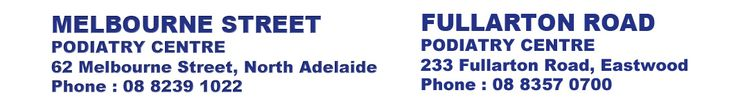 Adelaide Podiatry centres provide a comprehensive range of specialist foot treatments dealing with the prevention, diagnosis, treatment, and rehabilitation of medical and surgical conditions of the feet and lower limbs by Podiatrists Adelaide.