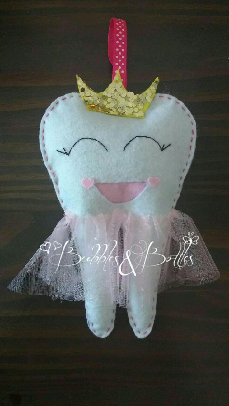 Tandenfeekussen prinses