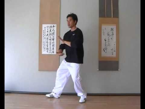 Corporate Tai Chi - Footwork Tips 1