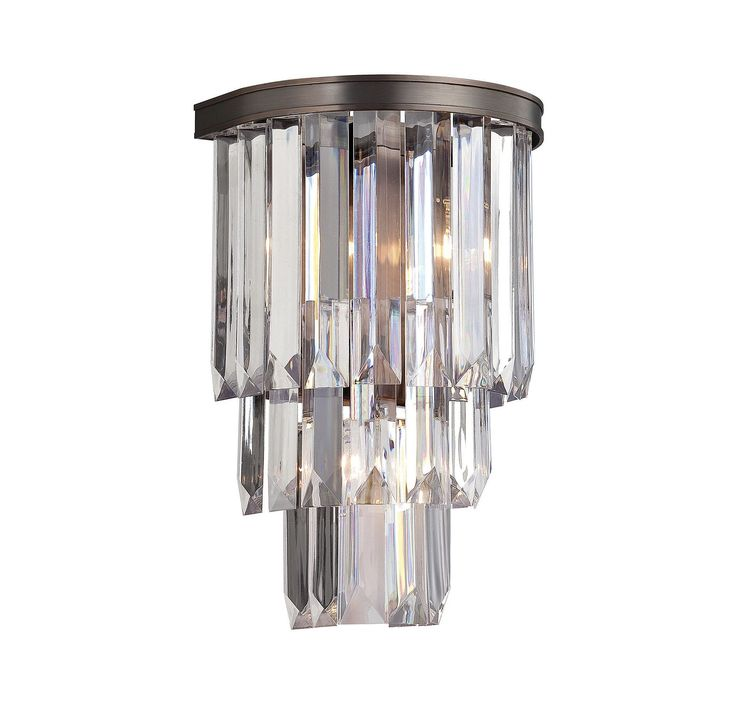 Savoy Tierney 2 Light Sconce  sc 1 st  Pinterest & 91 best Lighting images on Pinterest | Wall lights Wall sconces ... azcodes.com