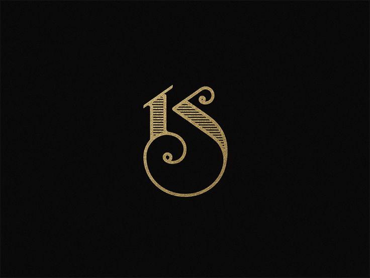 KS monogram  by Sergey Logospace