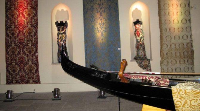 Tessuti di Venezia in mostra: Bevilacqua tessuti Venezia a Istanbul