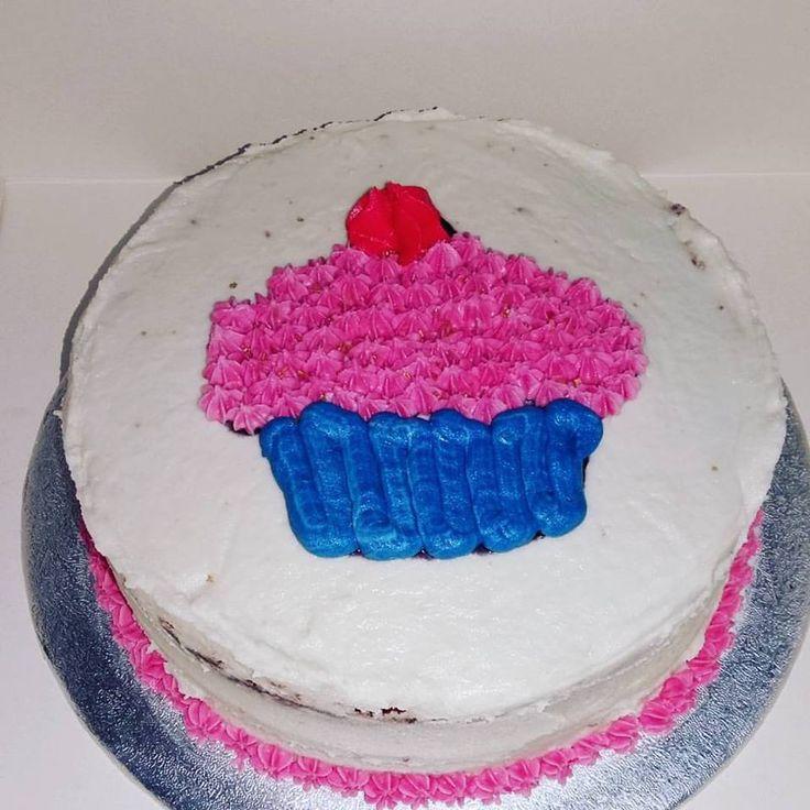 Cupcake spuiten