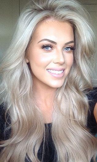 Chloe Boucher hair