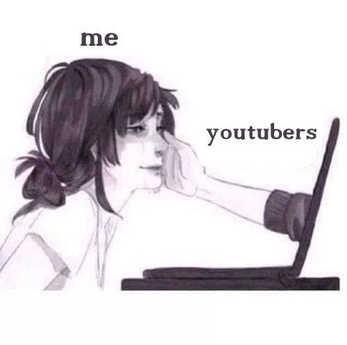 My entire life. All my friends don't understand how much they have saved me. Dear YouTubers, all I have to say is, thank you and I love you guys for keeping me alive./ Mi vida entera. Todos mis amigos no entienden lo mucho que me han salvado. Queridos YouTubers, todo lo que tengo que decirles es que, gracias y los amo chicos por mantenerme con vida ❤