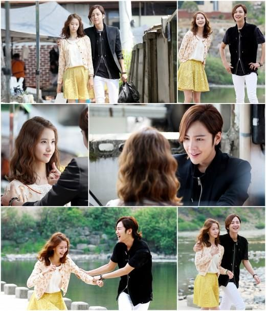 Love Rain characters Hana & Joon
