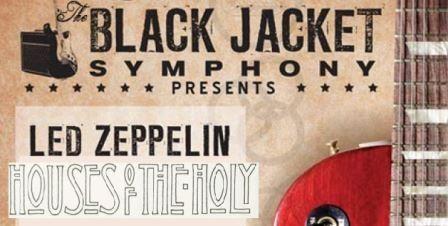 Black Jacket Symphony Huntsville