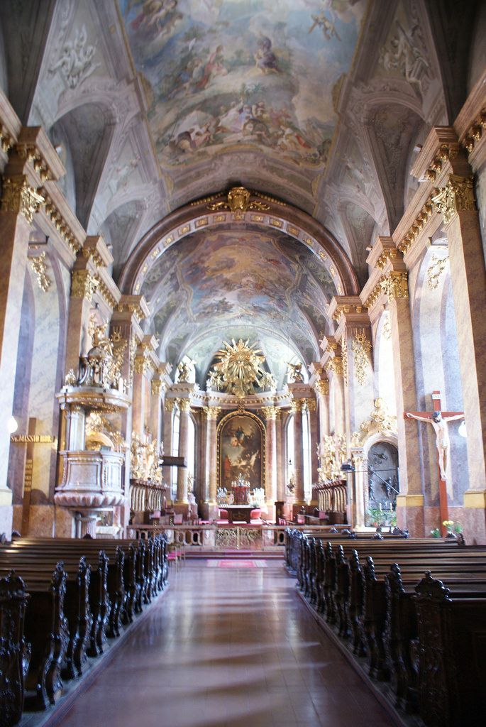 https://flic.kr/p/8iSYUs | Győr Basilica