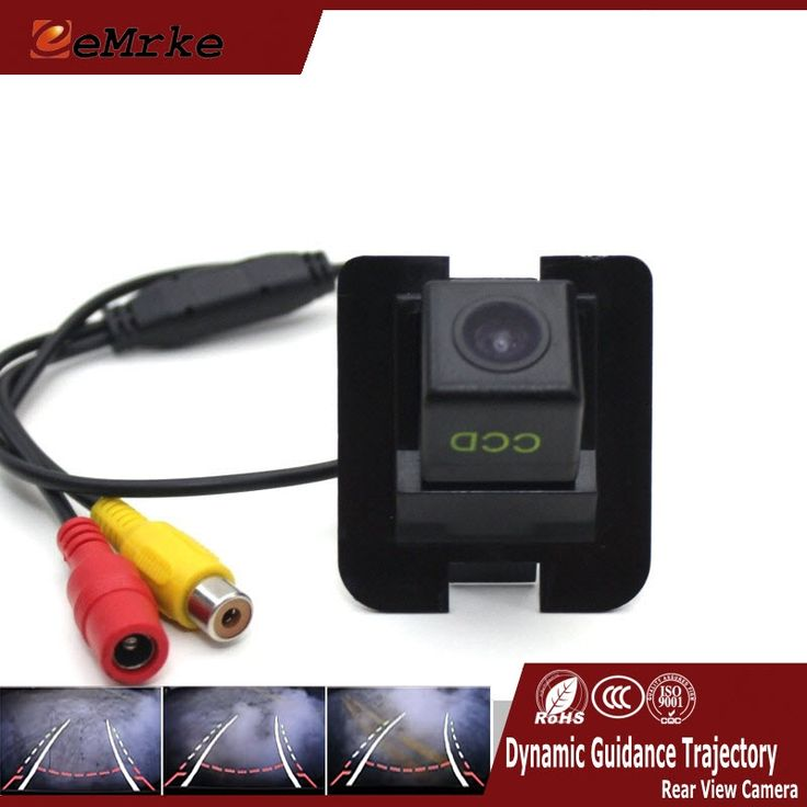 53.39$  Buy now - EEMRKE CCD Car Reverse Cameras For Mercedes Benz W212 W221 Pre-hole Tracks Camera With Dynamic Guidance Trajectory  #magazineonlinewebsite