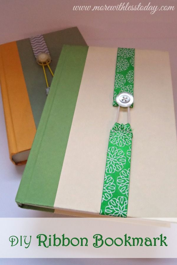 We love a good book at our and while we probably have dozens of bookmarks it seems we can never keep track of them or they are always falling out of the books. These DIY Ribbon Bookmarks are easy to make and are so fashionable! They are great for keeping for your favorite novel, for…