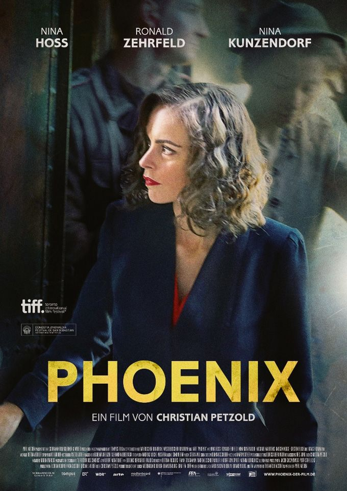 Film poster for Phoenix (Christian Petzold) #IFFR