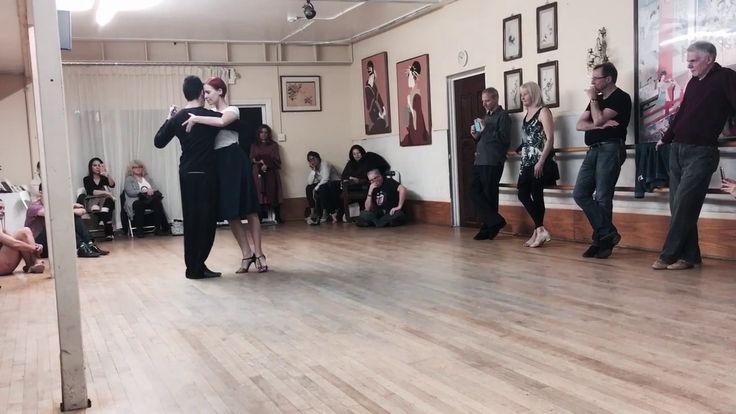 Tango 102: Ocho Cortado & Milonguero Groove