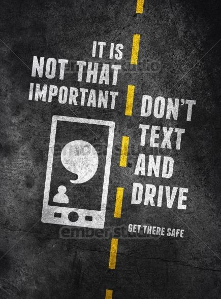 dont text and drive Distracted driving is dangerous, claiming 3,450 lives in 2016 alone nhtsa  leads  us dot and nhtsa kick off 5th annual u drive u text u pay  campaign.