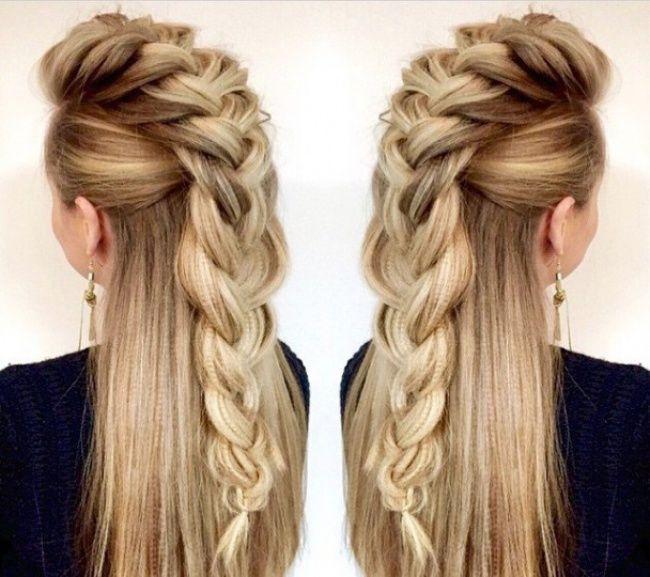 49++ Femme viking coiffure le dernier
