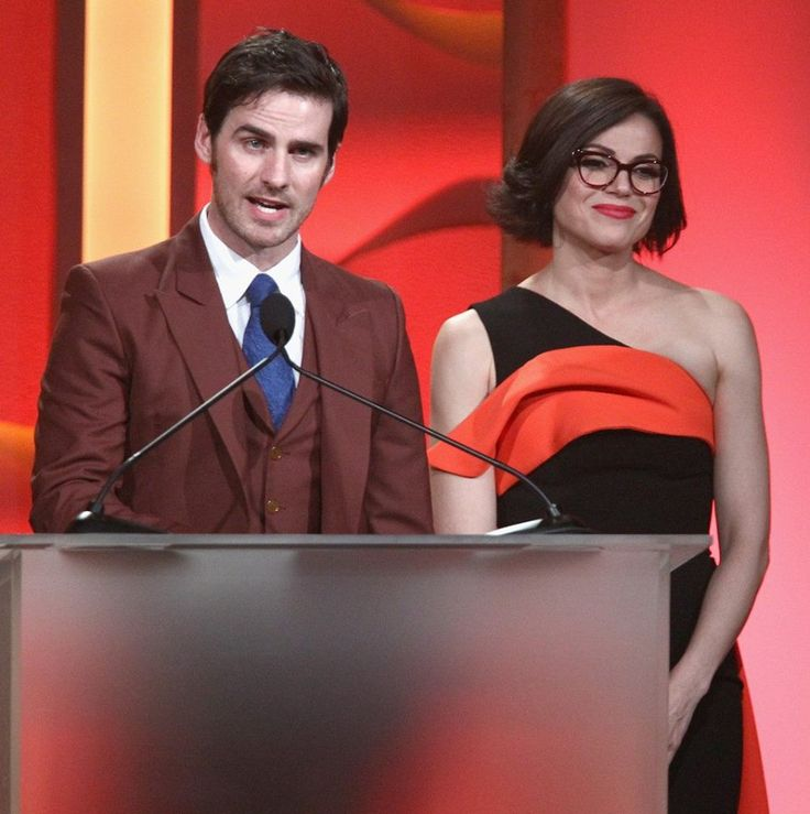 Colin O'Donoghue & Lana Parilla | The Trevor Project's 2016 TrevorLIVE LA at The Beverly Hilton Hotel on December 4, 2016 in Beverly Hills, California.