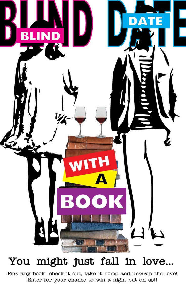 blind date with a book   wine