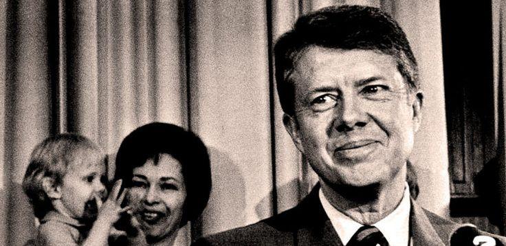 Pres. Elect Jimmy Carter's Press Conference – 1976 – The Reference Room – President-Elect Jimmy Carter - First Press Conference -November 4, 1976 - Gordon Skene Sound Collection - President-Elect Jimmy Carter, in his first press conference since winning the White House, from November 4, 1976. In retrospect probably not an... #barackobama #donaldtrump #georgewbush