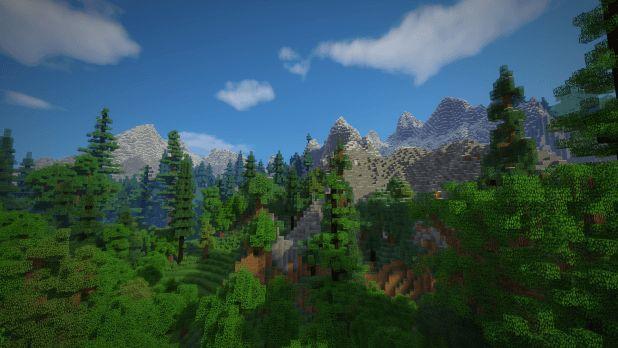 Chocapic13's Shaders Mod 1.8/1.7.10 - Minecraft Forum - GameSpot