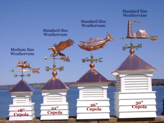 72 best images about cupolas weathervanes and potting for Cupola with weathervane