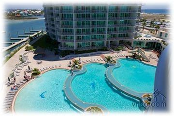 My annual summer destination. Caribe Resort, Orange Beach, AL