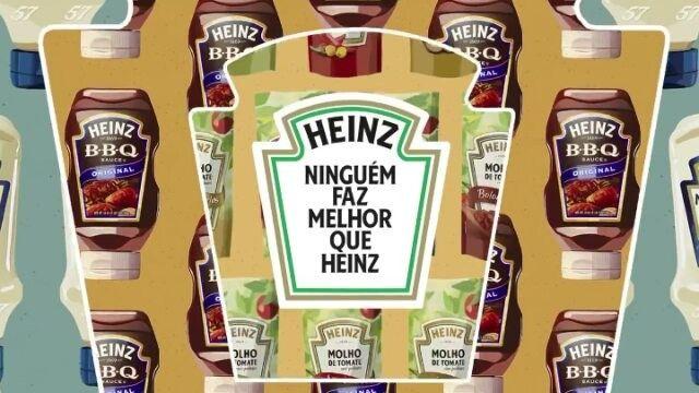 Heinz é ketchup, mostarda, maionese, BBQ, molho de tomate e muito, mas muito mais. Quer ver como você vai querer provar todos? Então assista ao filme da nossa nova campanha.#ninguemfazmelhor