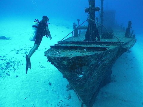i want to see this shipwreck