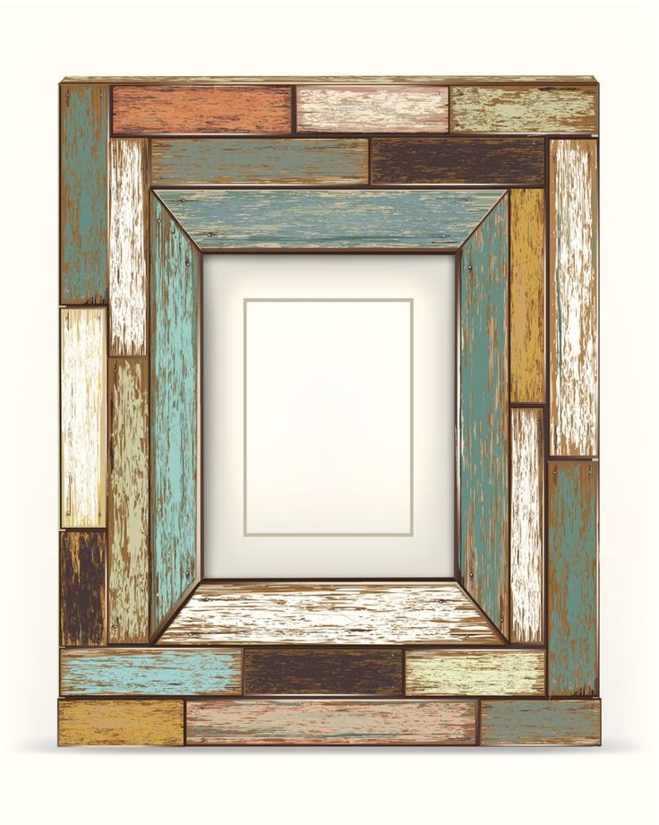 262 best images about picture frames on pinterest for Vintage picture frame ideas