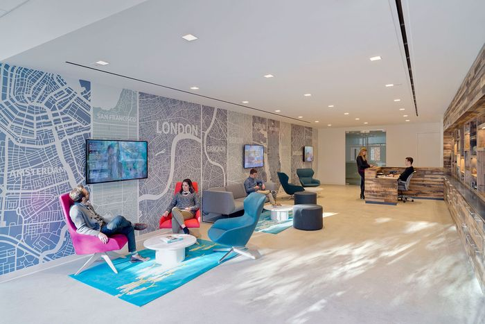 Priceline Group Offices - Norwalk - Office Snapshots