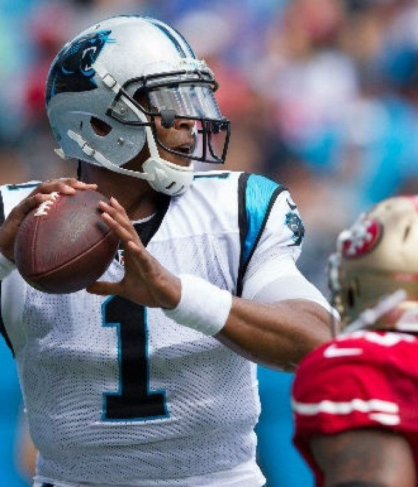 49ers to open the season vs. Newton, Panthers