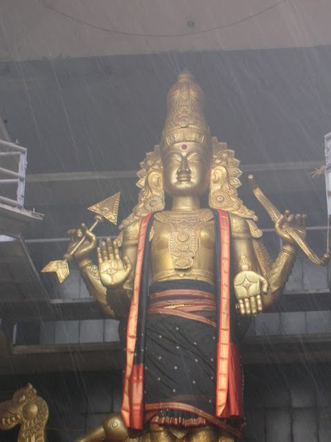 Backpack And Passport Travel Blog: Navagraha Temple Pondicherry