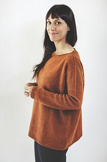 The Easy One is the simplest, easiest and dearest sweater I have ever designed. And we are having a KAL!
