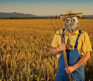 9 Crazy Things Pesticides Are Doing to Your Body