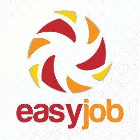Exclusive Customizable Logo For Sale: Easy Job | StockLogos.com